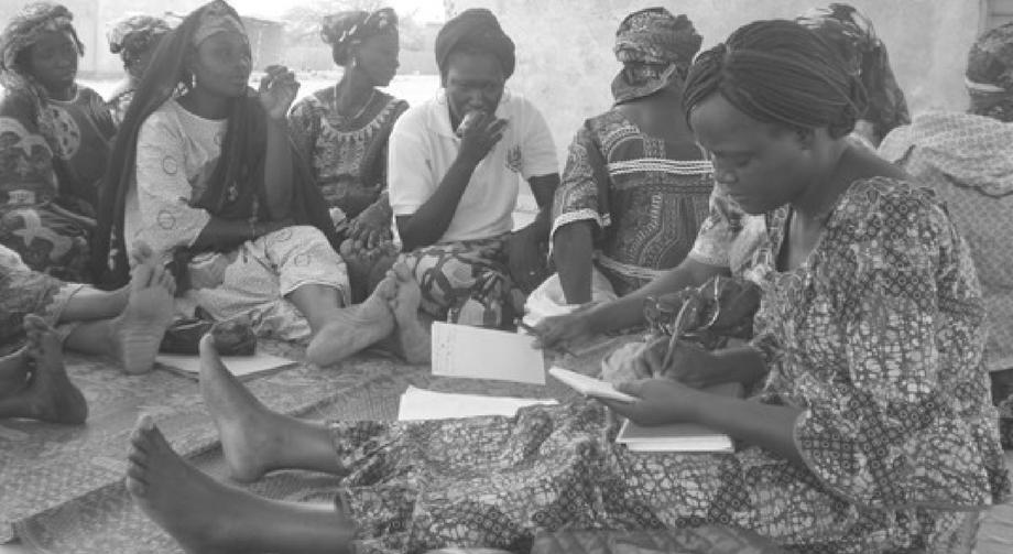 Réduire les inégalités entre hommes et femmes au Burkina Faso