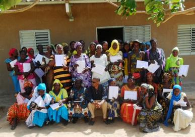 Femmes Sénégal